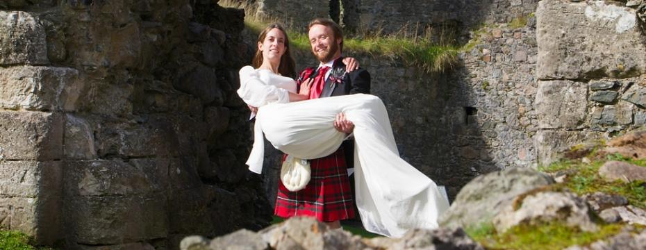 Getting married in Scotland