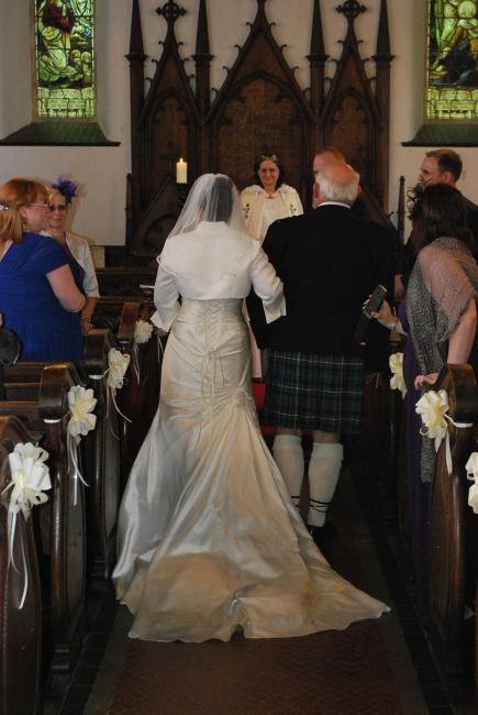 Highlands weddings